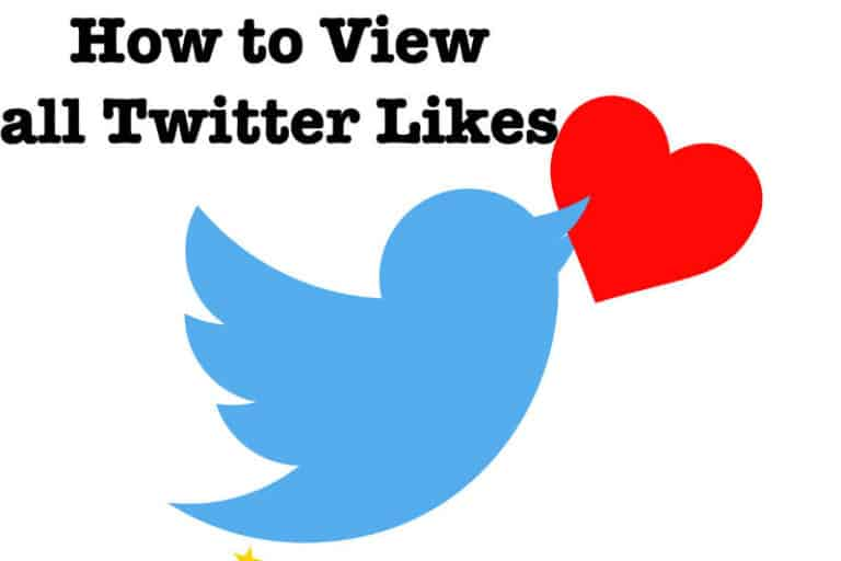 How to View all Twitter Likes
