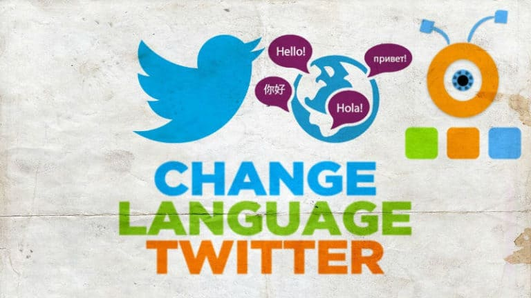 How to Change Twitter Language Without Logging in on Mobile and PC