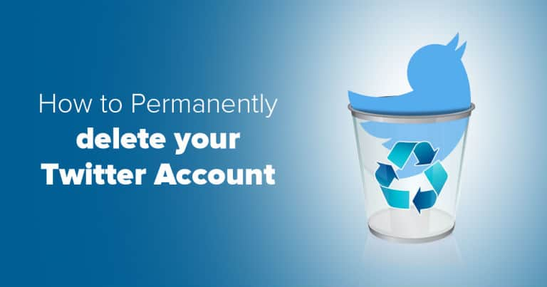 How to Delete or Deactivate Your Twitter Account on Mobile and Desktop