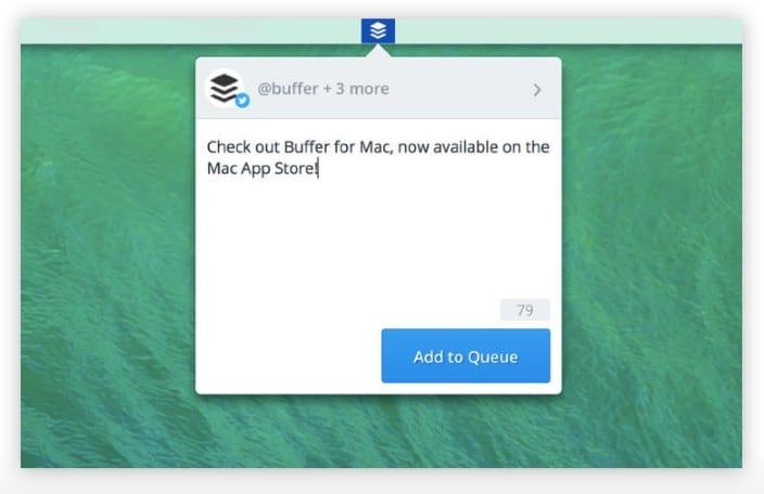 Buffer twitter for mac